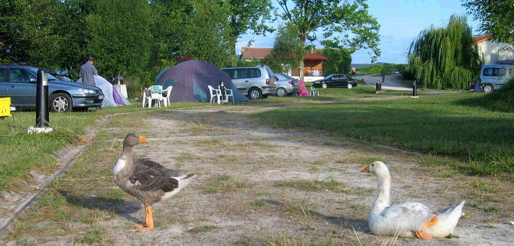 Rural Camping France - small traditional campsites